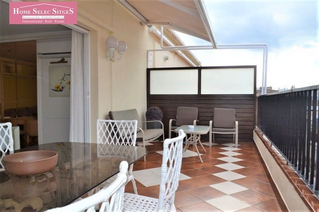 3 bedroom Flat for holiday rental in Sitges with garage - € 1,540 (Ref: 6013081)