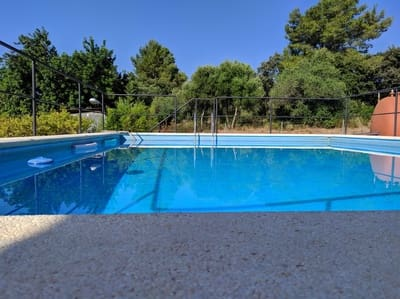 2 chambre Finca/Maison de Campagne à vendre à Alcover avec piscine - 120 000 € (Ref: 5439512)