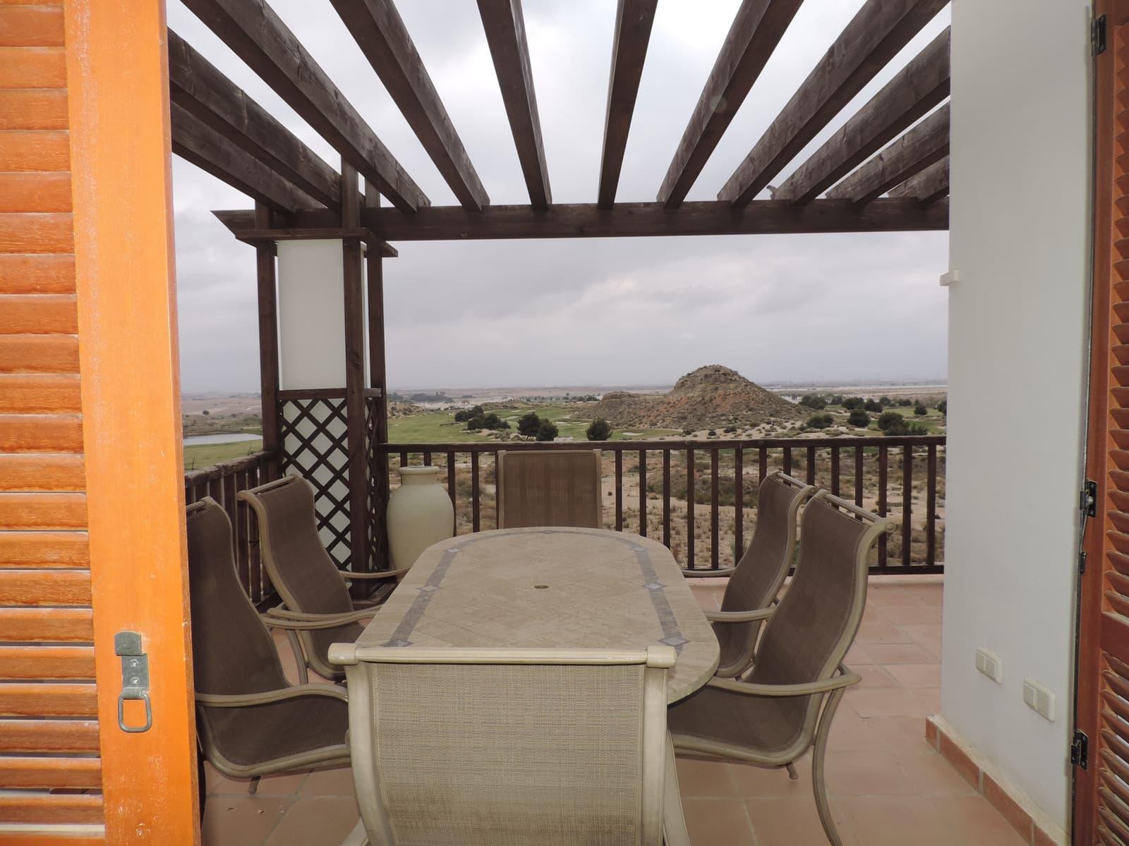 2 soverom Penthouse til salgs i El Valle Golf Resort med svømmebasseng - € 112 000 (Ref: 5175209)