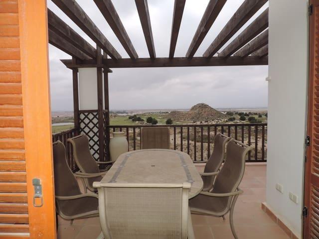 2 soverom Penthouse til salgs i El Valle Golf Resort med svømmebasseng - € 115 000 (Ref: 5175209)