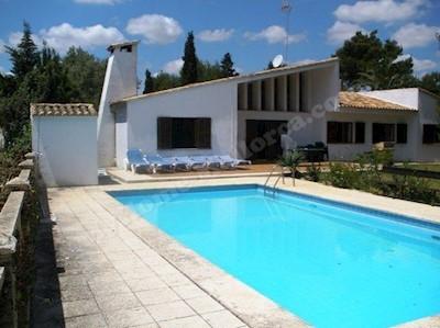 5 Zimmer Villa zu verkaufen in Calas de Mallorca mit Pool Garage - 420.000 € (Ref: 3090764)