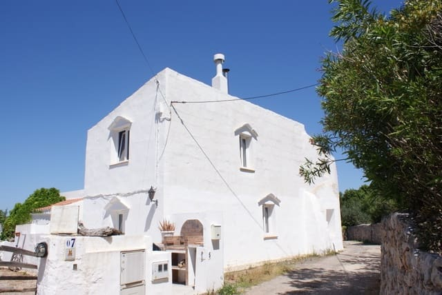 3 soveværelse Finca/Landehus til salg i San Luis / Sant Lluis - € 362.000 (Ref: 4859958)