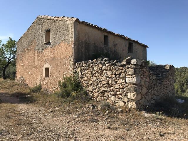 3 chambre Finca/Maison de Campagne à vendre à El Pinell de Brai - 68 000 € (Ref: 5467089)