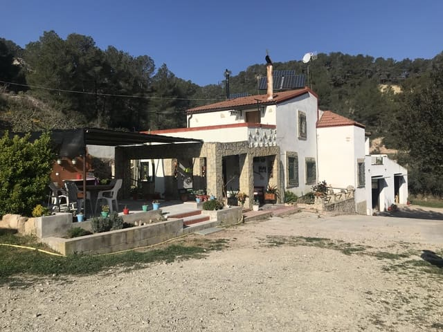 4 bedroom Finca/Country House for sale in Mora d'Ebre - € 250,000 (Ref: 5467112)