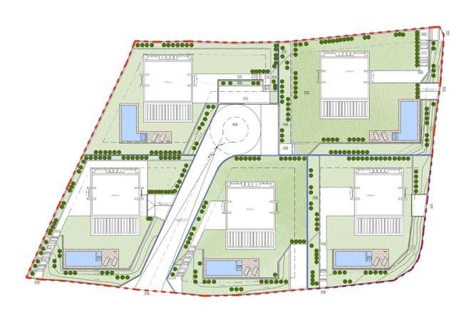 Byggetomt til salgs i Atalaya-Isdabe - € 1 650 000 (Ref: 4329755)