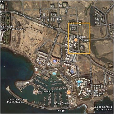 Rakentamaton maa myytävänä paikassa Playa Blanca - 250 000 € (Ref: 3136359)