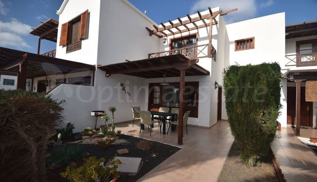 3 makuuhuone Rivitalo myytävänä paikassa Yaiza mukana uima-altaan - 240 000 € (Ref: 5967898)