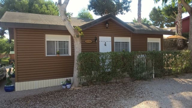 1 bedroom Mobile Home for sale in Torrevieja - € 35,489 (Ref: 5130406)