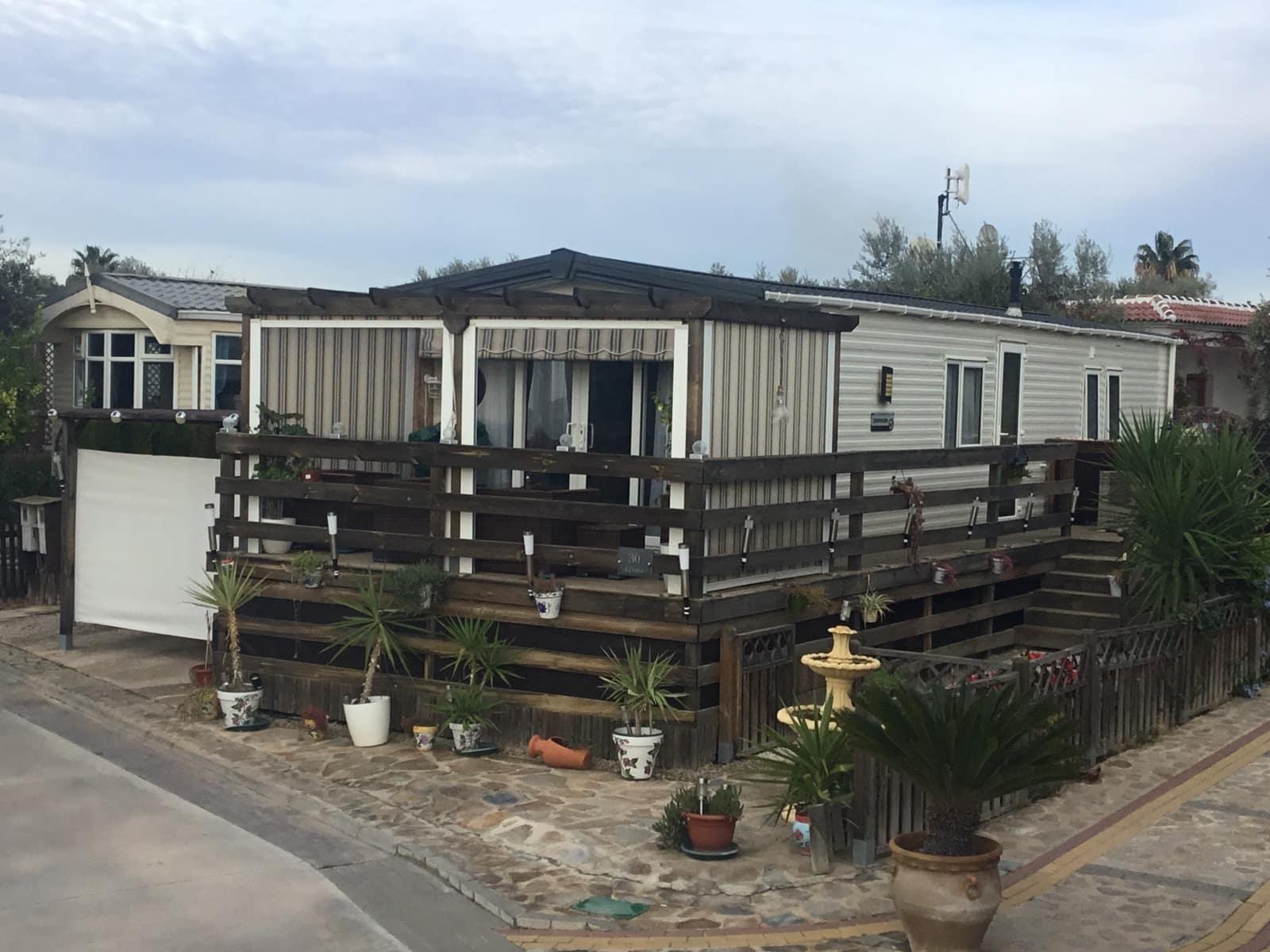 2 soveværelse Mobilhome til salg i Mollina - € 56.105 (Ref: 6120296)