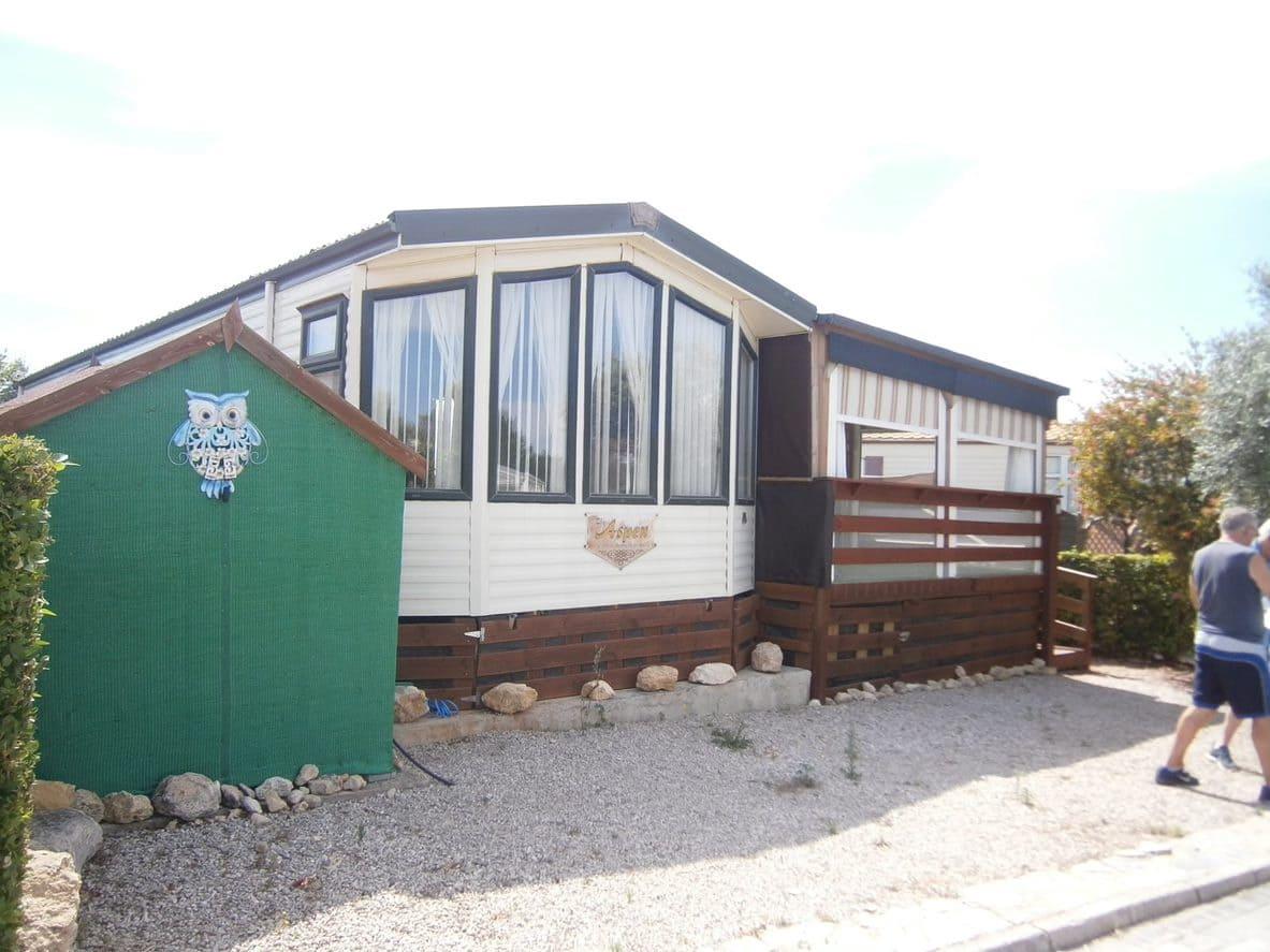 2 soveværelse Mobilhome til salg i Mollina - € 58.443 (Ref: 6129222)