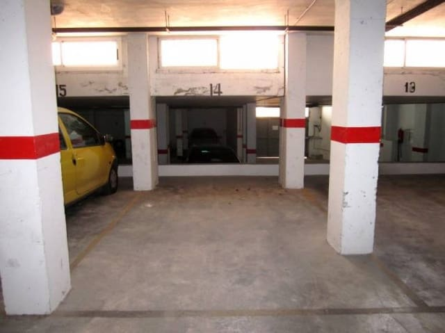 Garasje til salgs i Torrevieja - € 5 000 (Ref: 3097936)