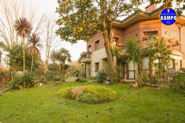 4 chambre Villa/Maison Mitoyenne à vendre à Irun avec piscine garage - 630 000 € (Ref: 5096780)