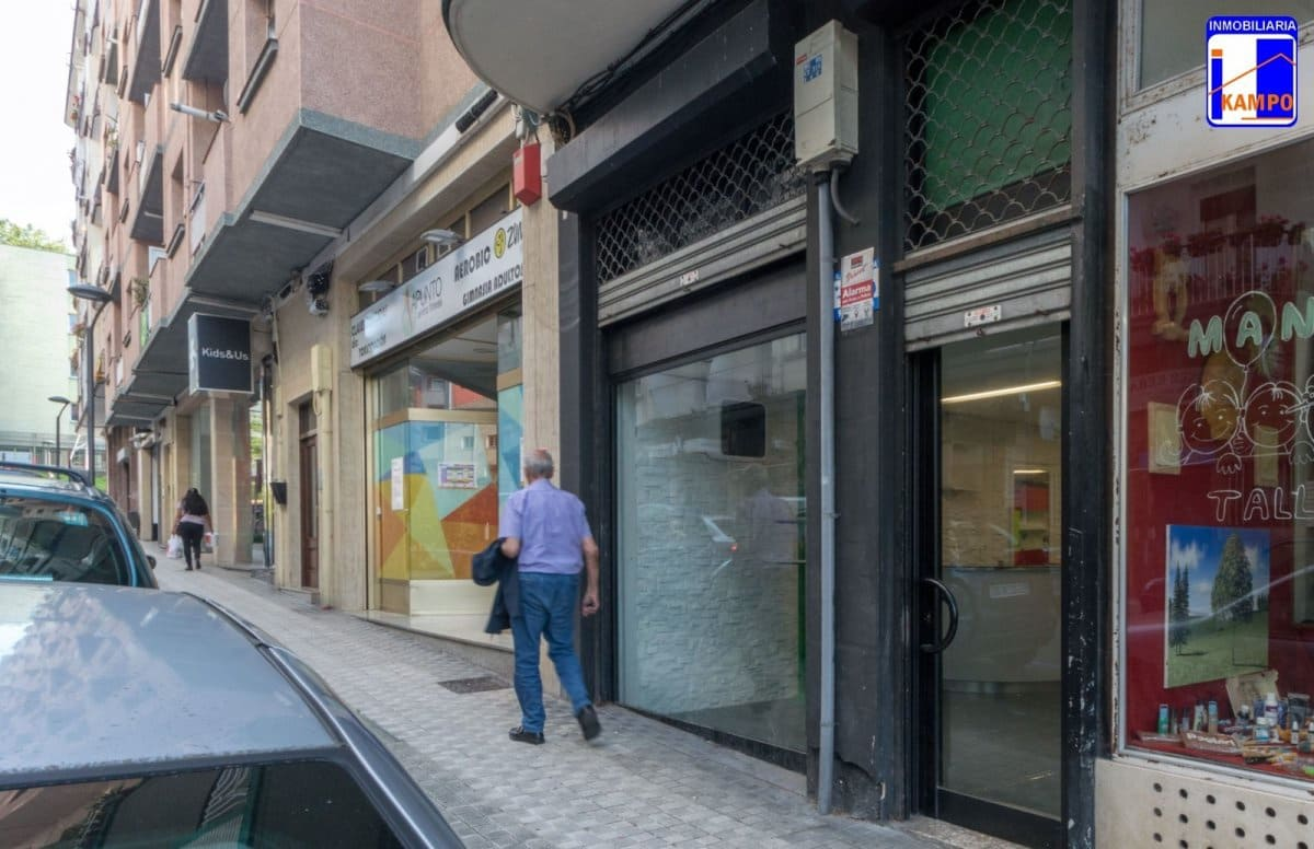 Commercial for rent in Irun - € 550 (Ref: 5452449)
