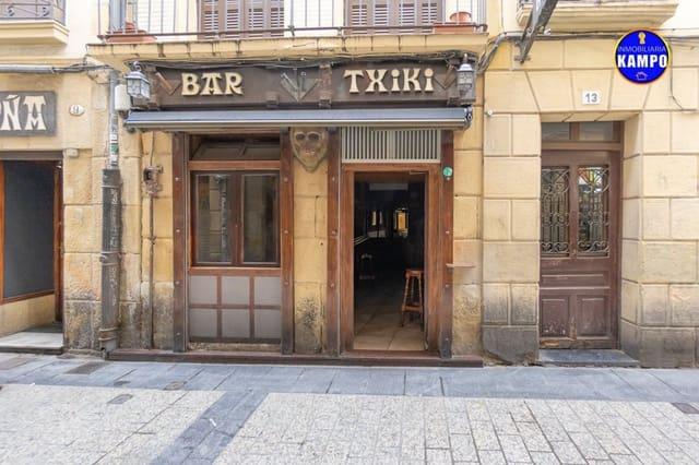 Kaupallinen myytävänä paikassa Donostia-San Sebastian - 250 000 € (Ref: 6189108)