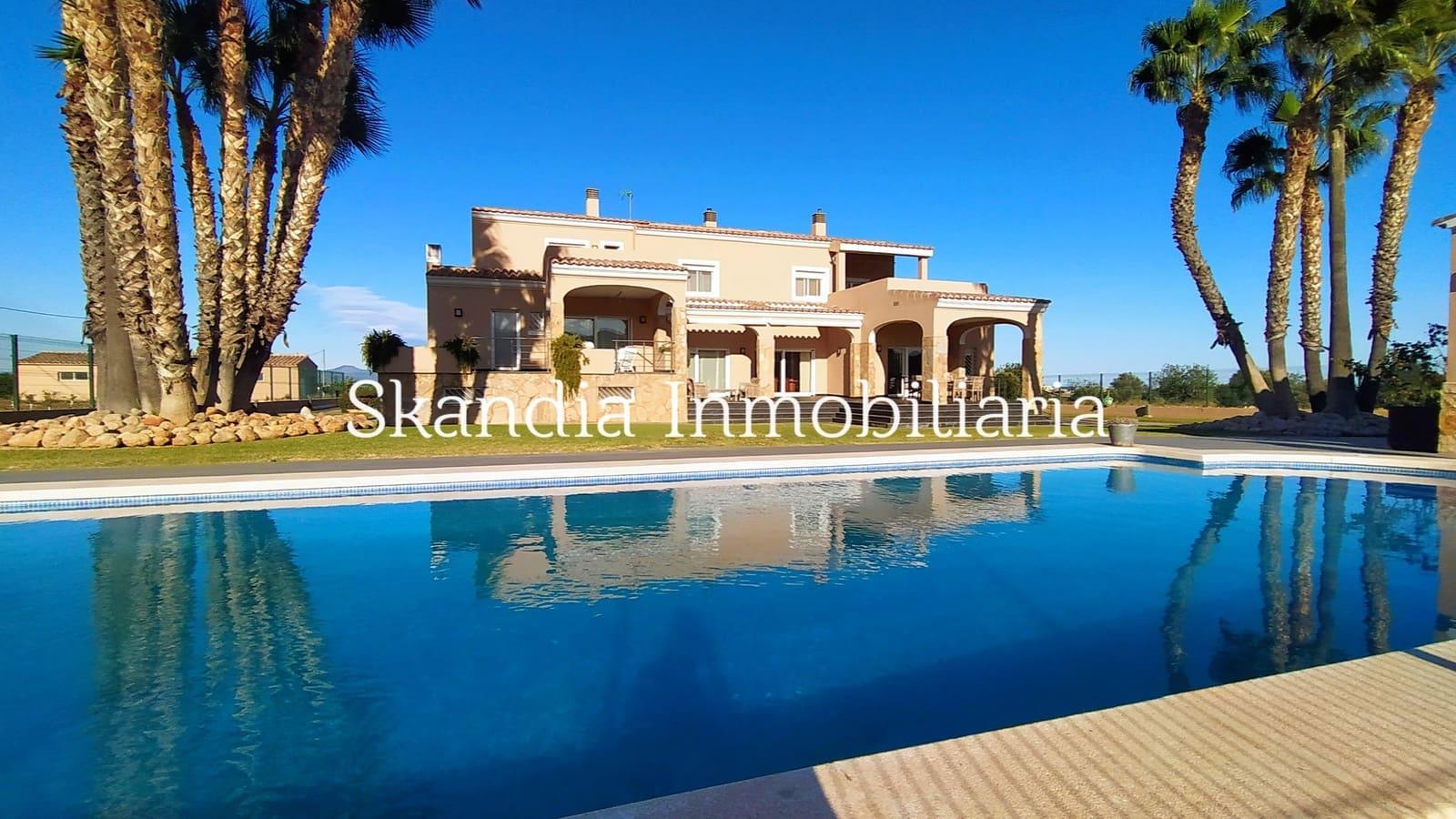 5 Zimmer Villa zu verkaufen in Peniscola mit Pool - 1.175.000 € (Ref: 5531653)