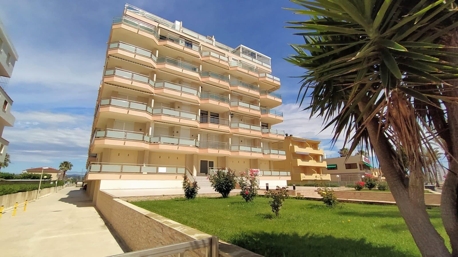 2 quarto Apartamento para venda em Peniscola com piscina - 116 000 € (Ref: 5531701)