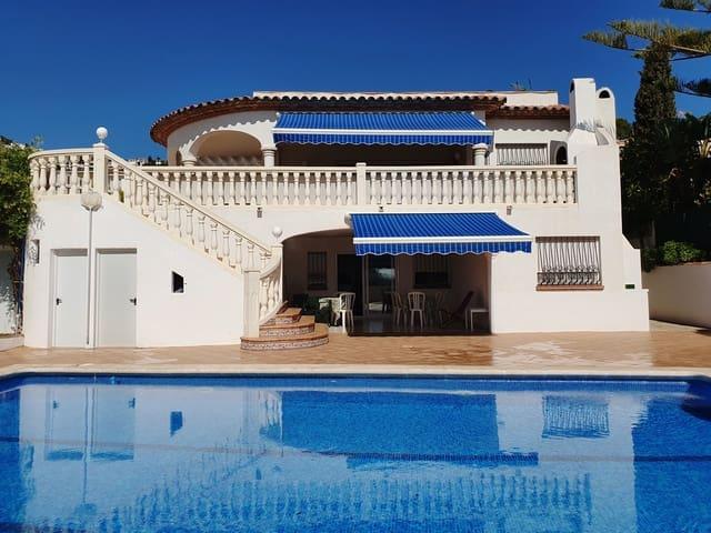 6 sovrum Villa till salu i Peniscola med pool garage - 695 000 € (Ref: 5533517)
