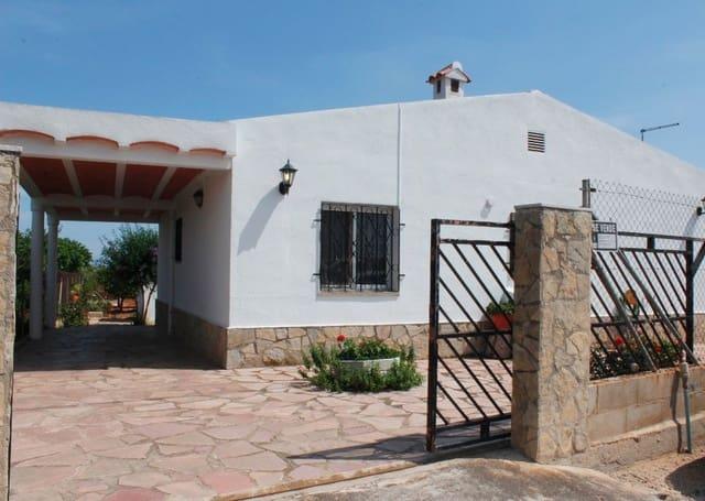 2 sypialnia Finka/Dom wiejski na sprzedaż w Vinaros z basenem garażem - 149 000 € (Ref: 5599116)