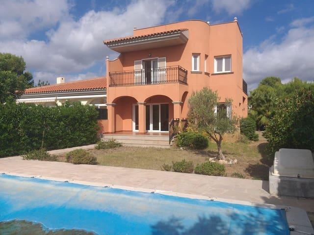 2 chambre Villa/Maison Mitoyenne à vendre à Sant Jordi avec piscine garage - 175 000 € (Ref: 5644564)