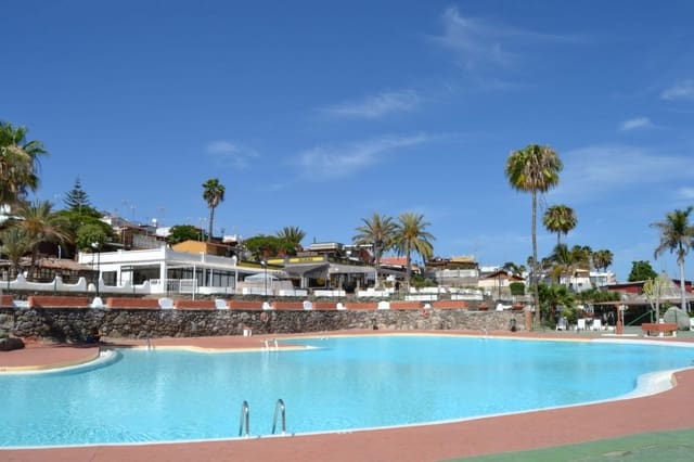 1 soveværelse Lejlighed til leje i Pasito Blanco med swimmingpool - € 700 (Ref: 4648570)