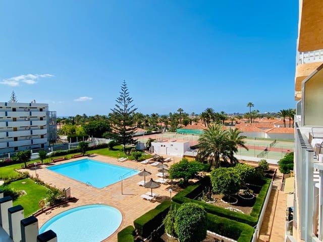 1 sypialnia Apartament do wynajęcia w Playa del Ingles z basenem - 700 € (Ref: 5610246)