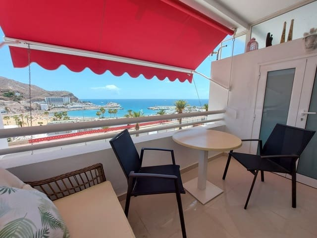 1 soveværelse Studio til leje i Puerto Rico med swimmingpool - € 650 (Ref: 5619707)