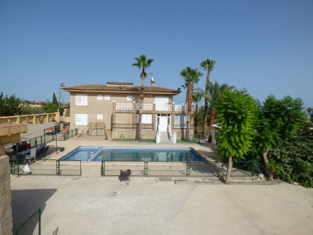 6 sovrum Villa till salu i La Villajoyosa / Vila Joiosa med pool garage - 550 000 € (Ref: 4088813)