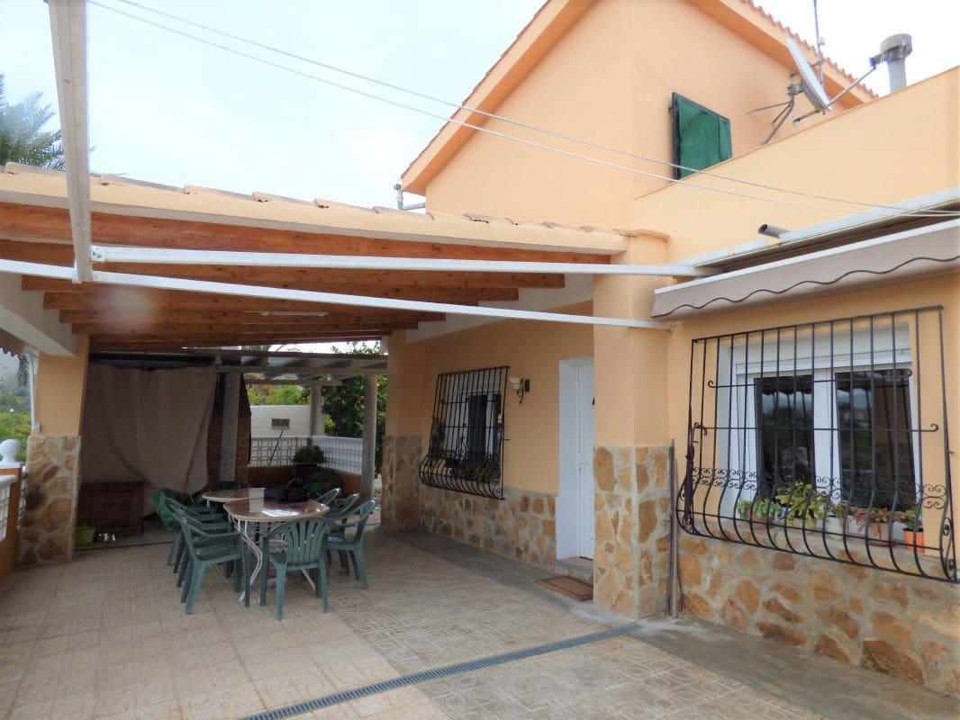 4 bedroom Villa for sale in La Villajoyosa / Vila Joiosa - € 349,000 (Ref: 6122162)