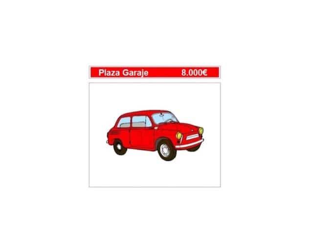 Garagem para venda em La Canada - 8 000 € (Ref: 4880737)