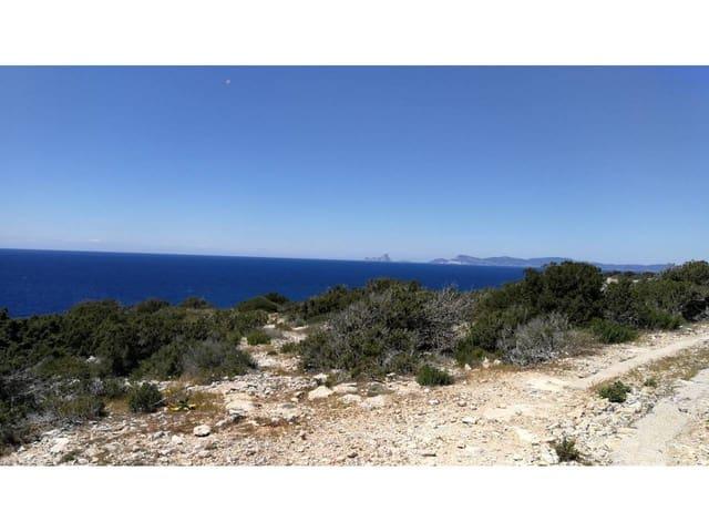 Grunde uden byggetilladelser til salg i Cap De Barbaria - € 800.000 (Ref: 3962705)