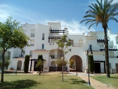 2 bedroom Apartment for sale in La Torre Golf Resort with pool - € 95,000 (Ref: 4820154)