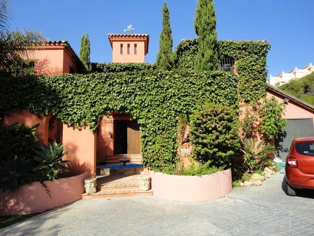 5 Zimmer Ferienvilla in Marbella del Este mit Pool Garage - 11.000 € (Ref: 3139611)