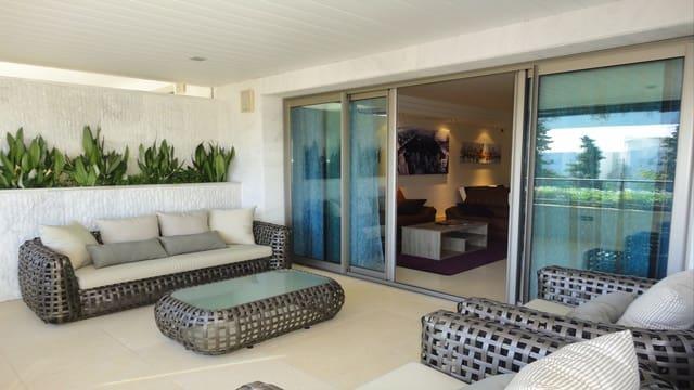 3 sypialnia Apartament na kwatery wakacyjne w Golden Mile z basenem garażem - 10 000 € (Ref: 3139693)