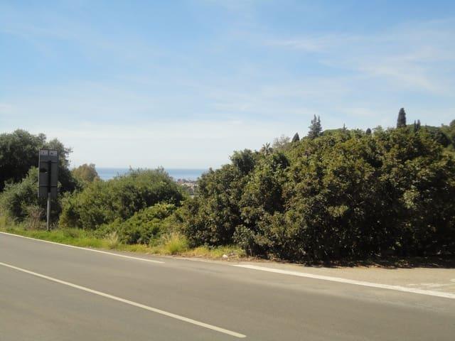 Ubebygd land til salgs i Marbella del Este - € 170 000 (Ref: 3217439)