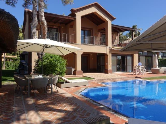 Chalet de 5 habitaciones en Golden Mile en alquiler vacacional con piscina garaje - 27.600 € (Ref: 3436035)