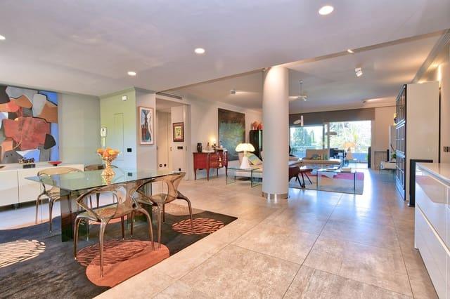 1 chambre Loft à vendre à Golden Mile avec piscine garage - 890 000 € (Ref: 4620262)
