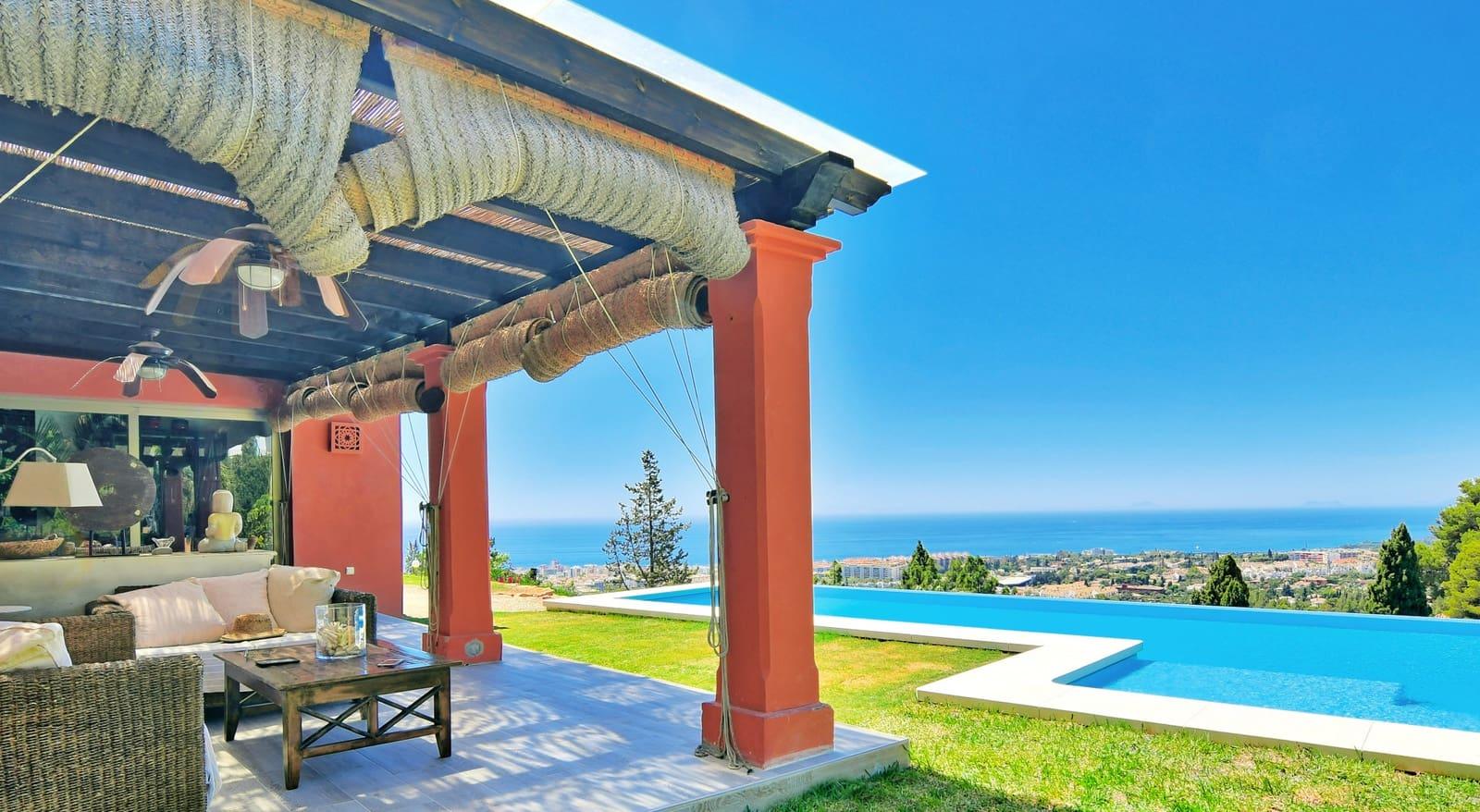 4 bedroom Villa for sale in Marbella with pool garage - € 1,995,000 (Ref: 4643502)