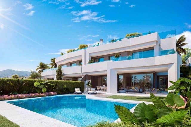 4 soveværelse Semi-Rækkehus til salg i Marbella del Este med swimmingpool - € 1.200.000 (Ref: 6103988)