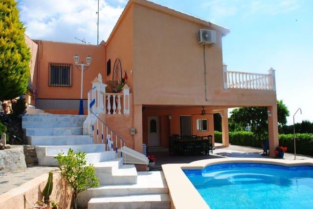 4 soverom Villa til salgs i Mojacar med svømmebasseng - € 1 200 (Ref: 5483192)