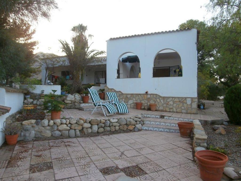 2 camera da letto Finca/Casa di Campagna da affitare come casa vacanza in Mojacar - 500 € (Rif: 5692026)