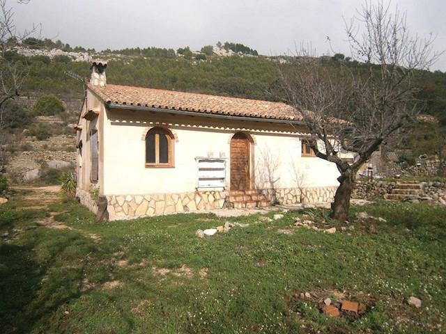 2 Zimmer Finca/Landgut zu verkaufen in Benimaurell - 150.000 € (Ref: 4005207)