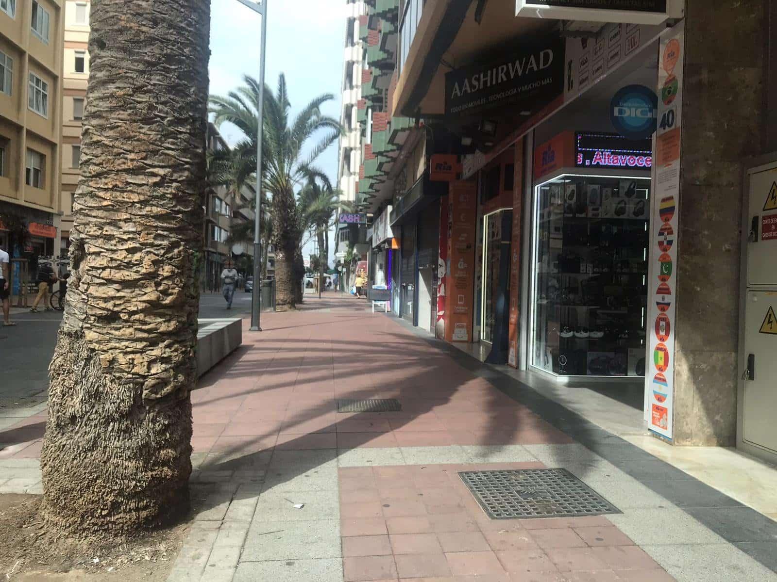 Garage till salu i Las Palmas de Gran Canaria - 176 420 € (Ref: 5846601)
