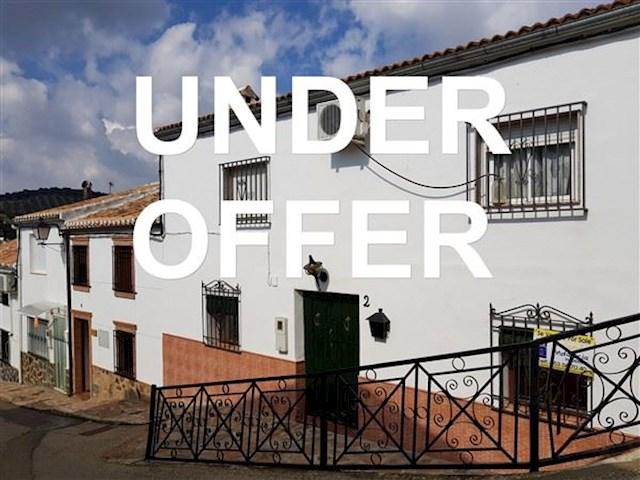 Ref:Casa Lola Townhouse For Sale in Carrasca (La)