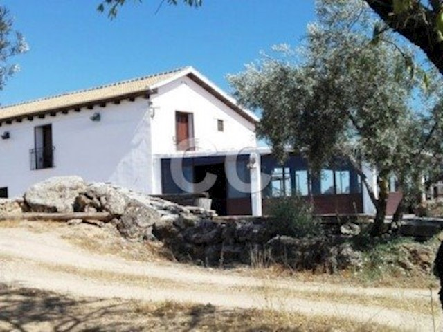 Ref:Cortijo Loxo Finca/Country House For Sale in Loja