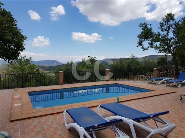Ref:Cortijo Jasmin Finca/Country House For Sale in Ermita Nueva
