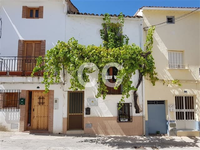 Casa Uva: Townhouse for sale in Ventas del Carrizal