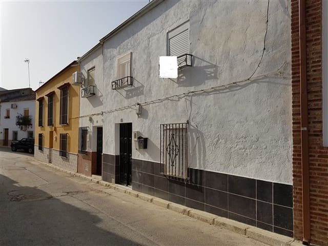 Ref:Casa Aguas Townhouse For Sale in Santiago de Calatrava