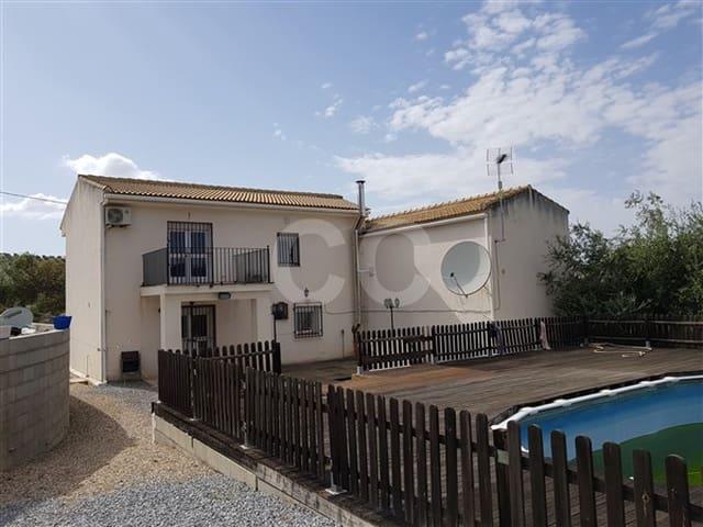 Ref:Cortijo Rincon Finca/Country House For Sale in Sabariego