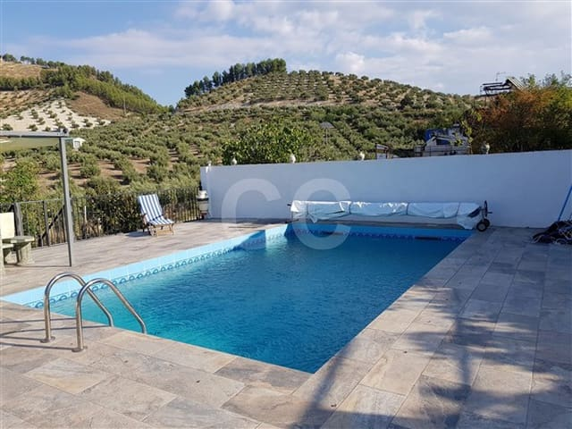 Ref:Cortijo Blanco Finca/Country House For Sale in Sabariego