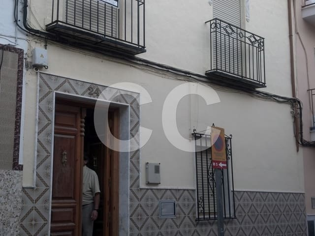 Ref:Casa Cabre Verd Townhouse For Sale in Rute